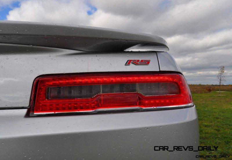 CarRevsDaily.com - 2014 Chevy Camaro 2LT RS 15
