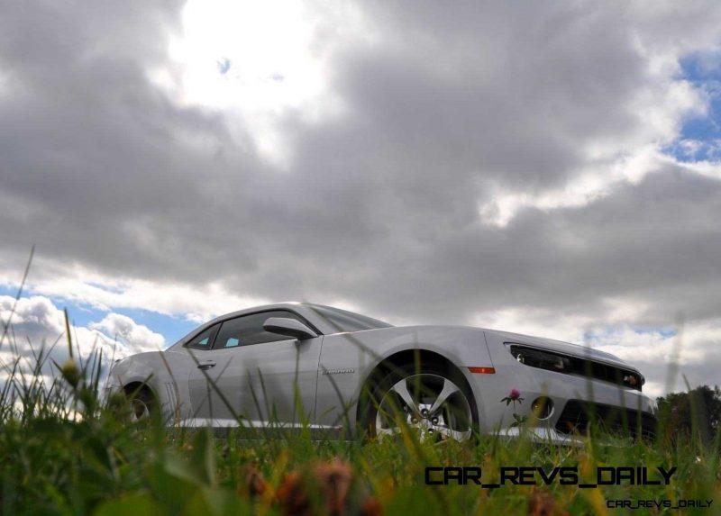 CarRevsDaily.com - 2014 Chevy Camaro 2LT RS 17