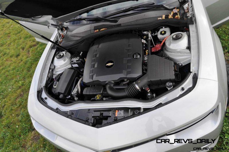 CarRevsDaily.com - 2014 Chevy Camaro 2LT RS 56