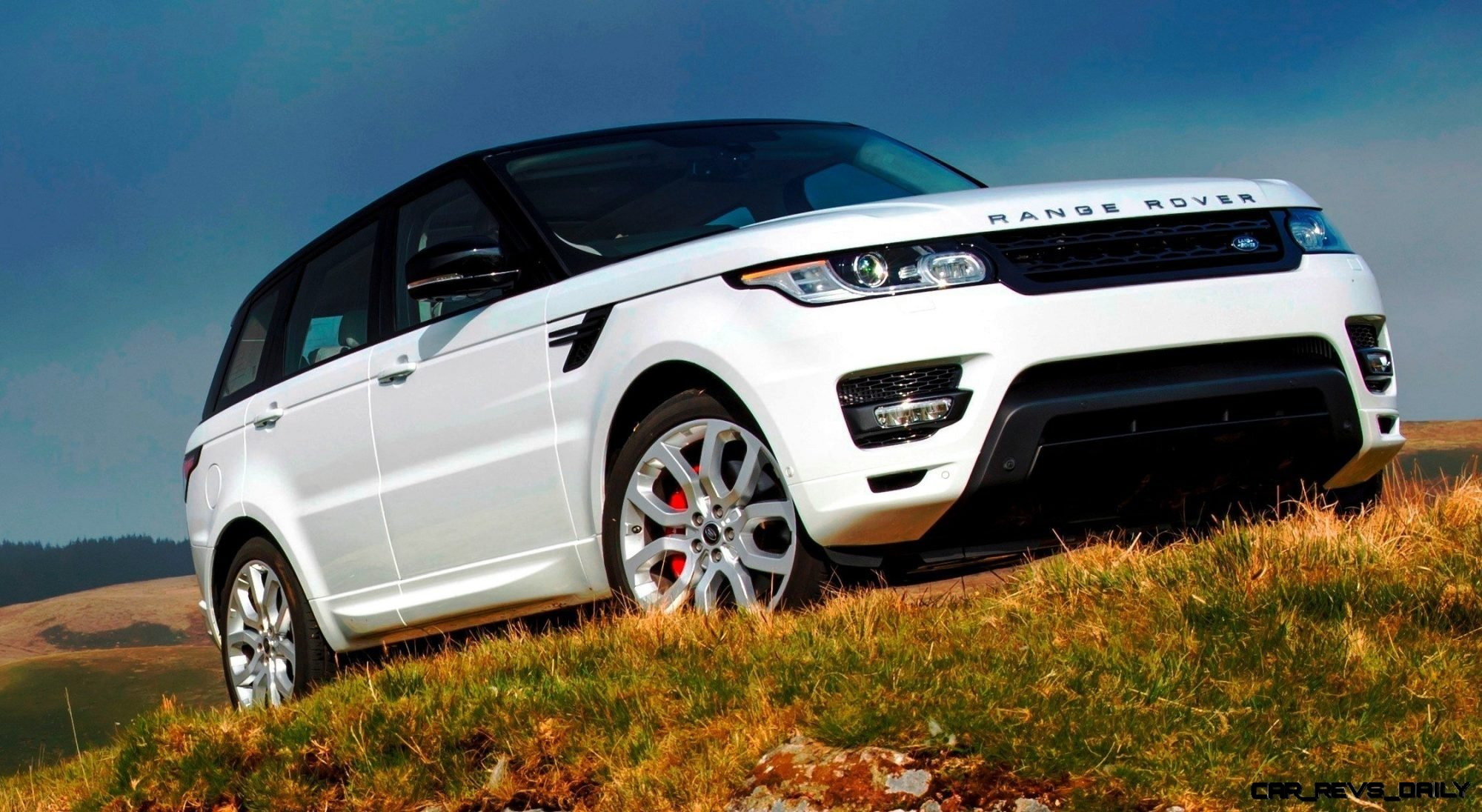 Range Rover Asks Wanna Play IamDriven Contest