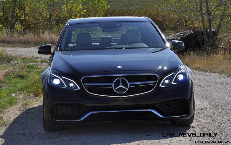CarRevsDaily.com - Fun Car Gifs - 2014 E63 AMG 4MATIC S-Model in 30 High-Res Images12
