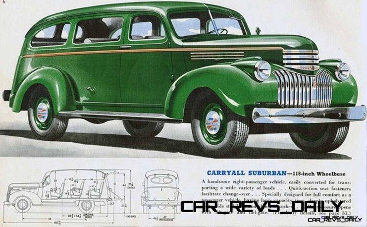 Evolution of the Chevrolet Suburban6
