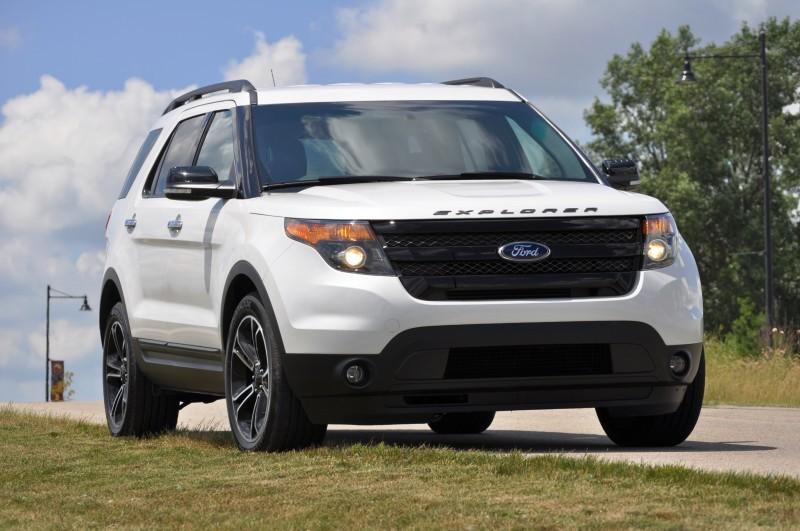 Ford Explorer Sport - Photo Showcase10
