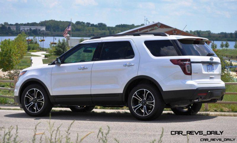 Ford Explorer Sport - Photo Showcase3