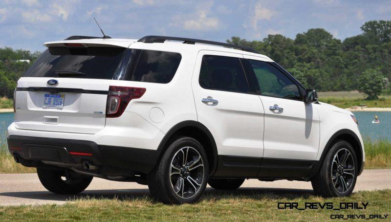 Ford Explorer Sport - Photo Showcase6