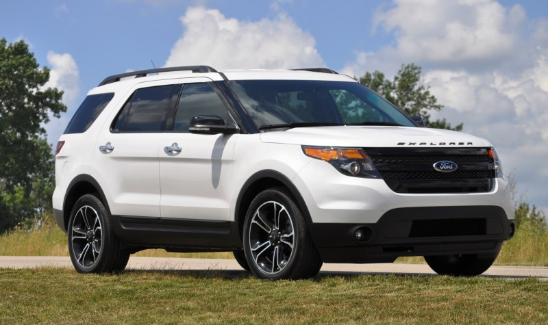 Ford Explorer Sport - Photo Showcase9