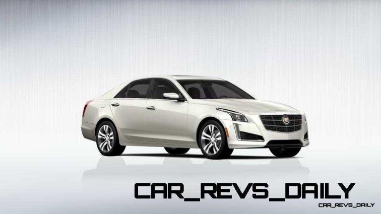 Mega Galleries - 2014 Cadillac CTS Vsport Premium15