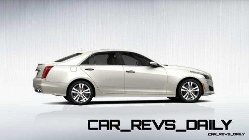 Mega Galleries - 2014 Cadillac CTS Vsport Premium24