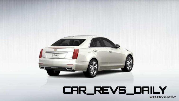 Mega Galleries - 2014 Cadillac CTS Vsport Premium27