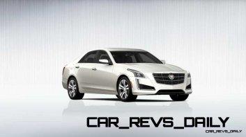 Mega Galleries - 2014 Cadillac CTS Vsport Premium28