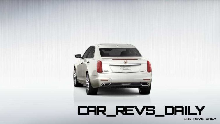 Mega Galleries - 2014 Cadillac CTS Vsport Premium7