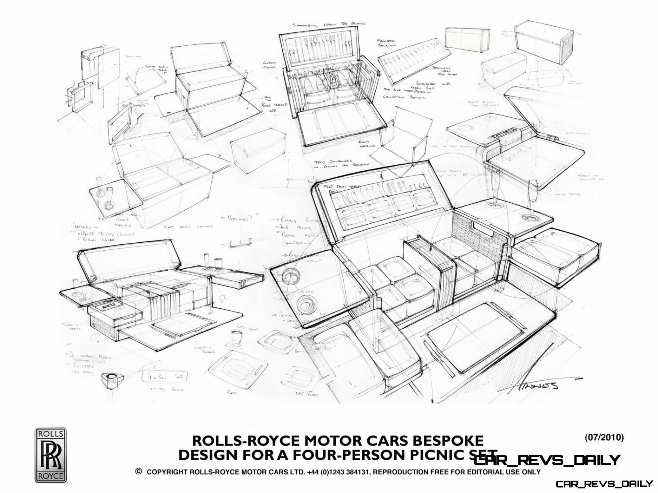 Rolls-Royce Motor Cars Production and Bespoke Design