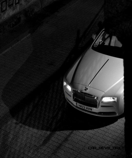 RR Wraith Carrara White Color Showcase CarRevsDaily16