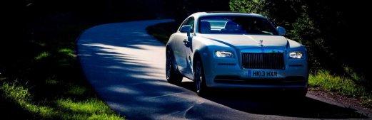 RR Wraith Carrara White Color Showcase CarRevsDaily8