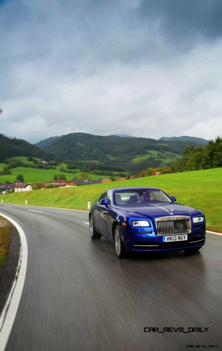 Rolls-Royce Wraith - Color Showcase - Salamanca Blue13
