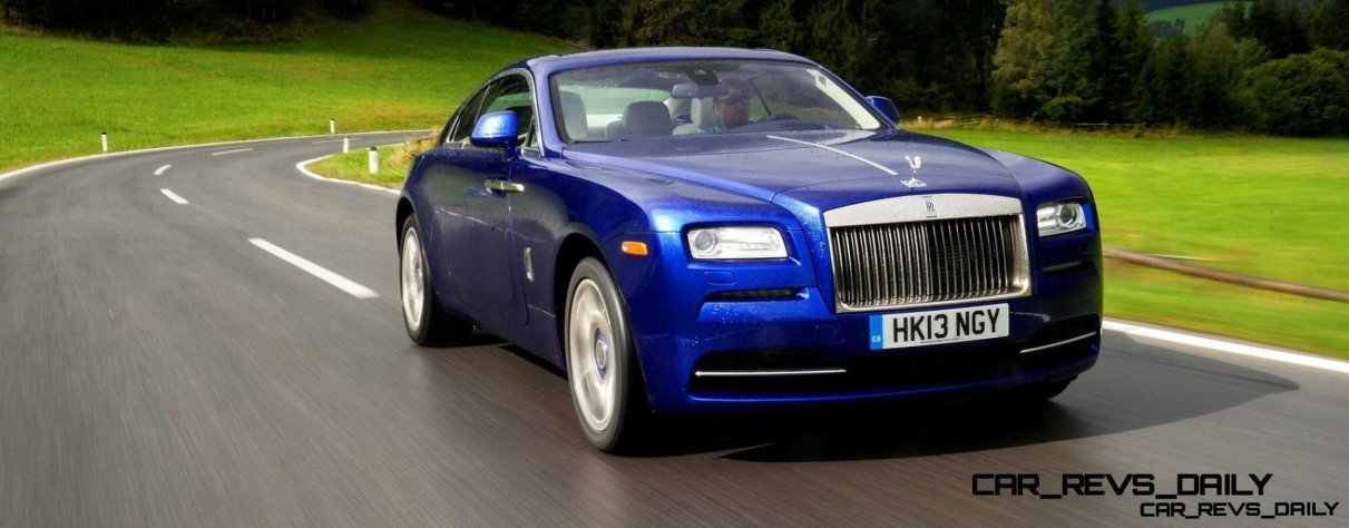 Rolls-Royce Wraith - Color Showcase - Salamanca Blue14