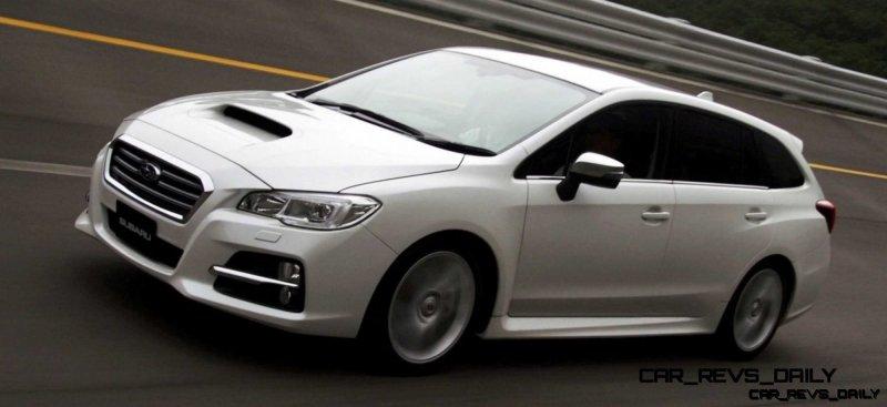 Subaru LEVORG Concept -0 CarRevsDaily