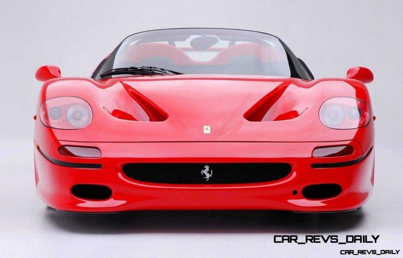 Supercar Showcase - Ferrari F50 from RM Auctions28