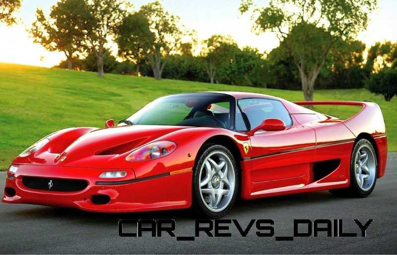 Supercar Showcase - Ferrari F50 from RM Auctions31