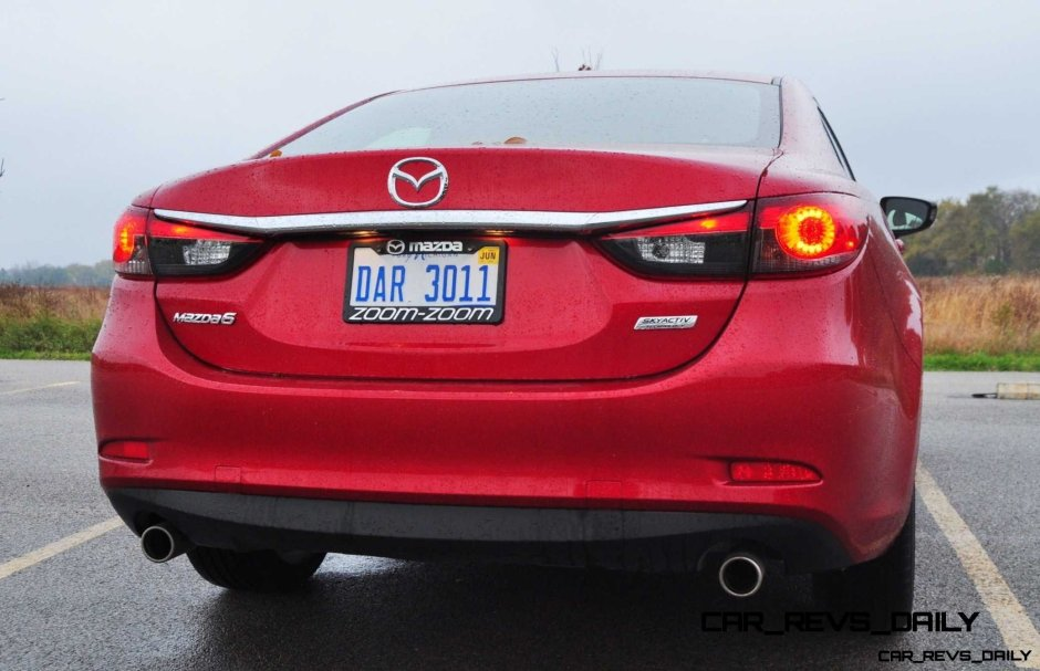 2014 Mazda6 i Touring - Video Summary + 40 High-Res Images14