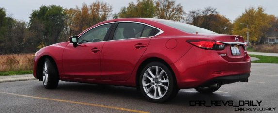 2014 Mazda6 i Touring - Video Summary + 40 High-Res Images9