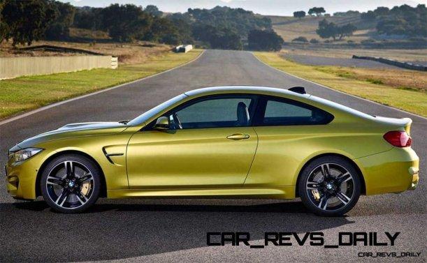 186mph 2014 BMW M4 Screams into Focus 12