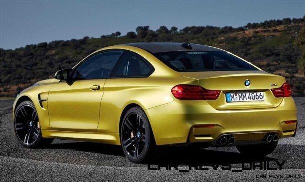 186mph 2014 BMW M4 Screams into Focus 13