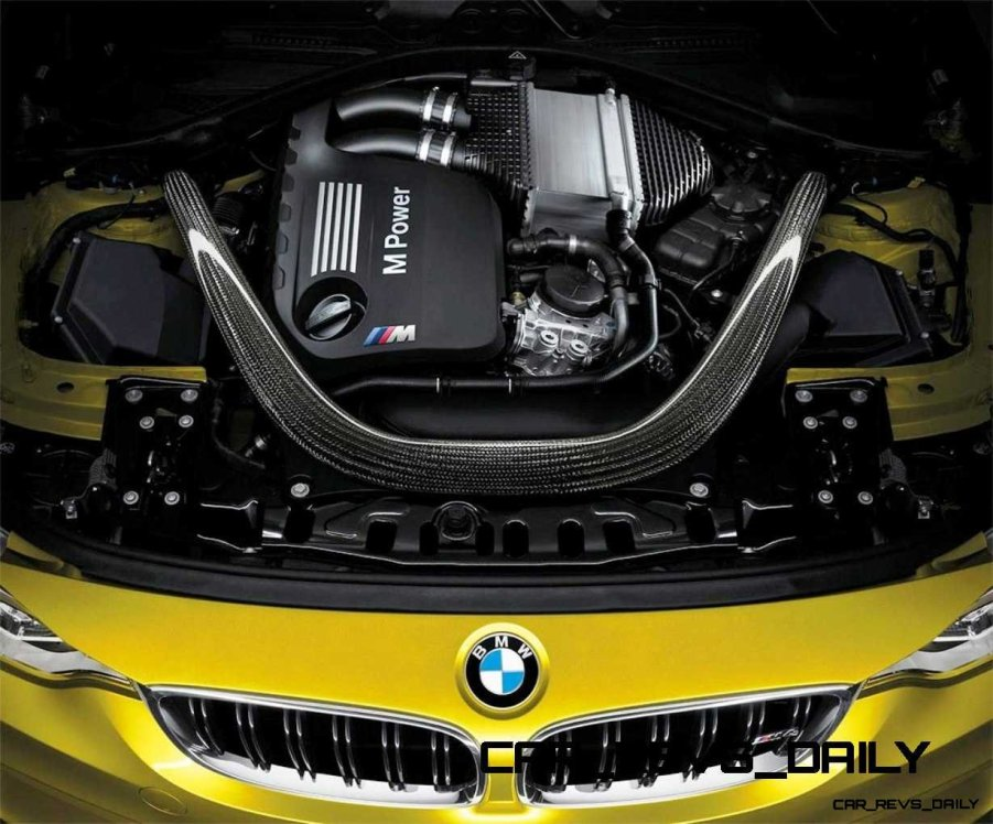 186mph 2014 BMW M4 Screams into Focus 14