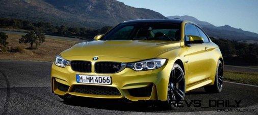 186mph 2014 BMW M4 Screams into Focus 26