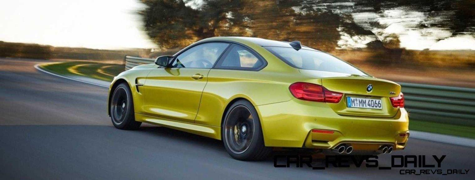 186mph 2014 BMW M4 Screams into Focus 29