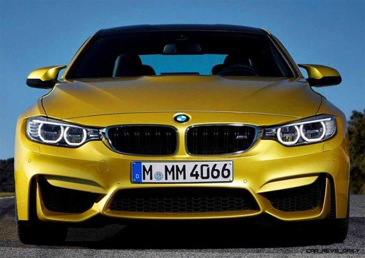 186mph 2014 BMW M4 Screams into Focus 4
