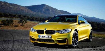 186mph 2014 BMW M4 Screams into Focus 49