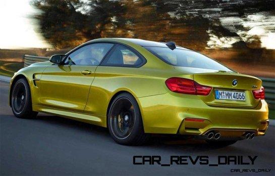 186mph 2014 BMW M4 Screams into Focus 5