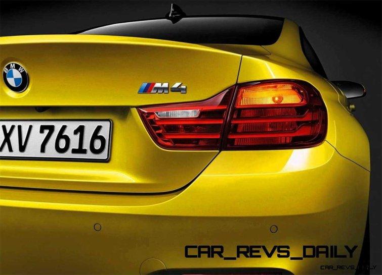 186mph 2014 BMW M4 Screams into Focus 6