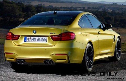 186mph 2014 BMW M4 Screams into Focus 9
