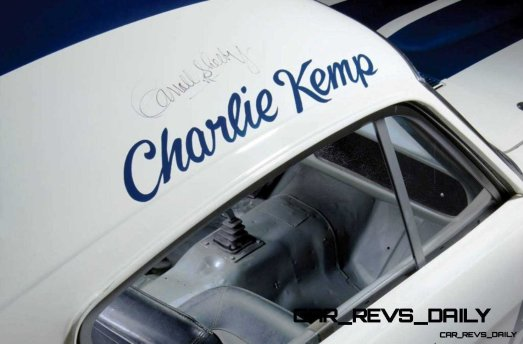 1965 Shelby Mustang GT350R - RM Amelia2014 - 8