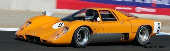 1969 McLaren M6GT - Specs vs F1 and P1 - Photo 25