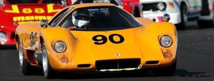 1969 McLaren M6GT - Specs vs F1 and P1 - Photo 26