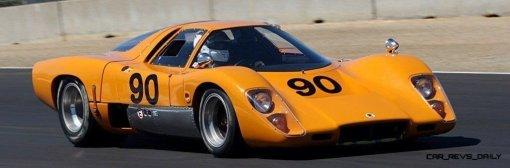 1969 McLaren M6GT - Specs vs F1 and P1 - Photo 27