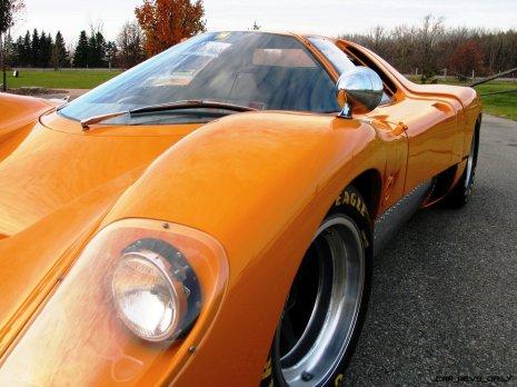 1969 McLaren M6GT - Specs vs F1 and P1 - Photo 48