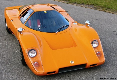1969 McLaren M6GT - Specs vs F1 and P1 - Photo 50