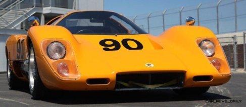 1969 McLaren M6GT - Specs vs F1 and P1 - Photo 69