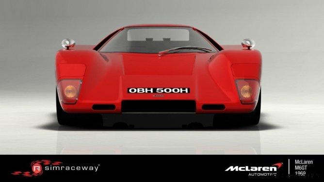 1969 McLaren M6GT - Specs vs F1 and P1 - Photo 74