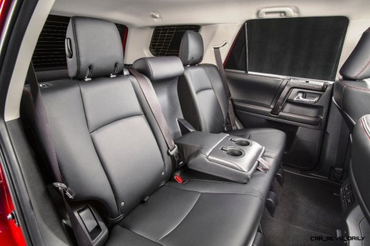 2014 4Runner Offers Third Row and Very Cool SR5 and Limited Styles 16
