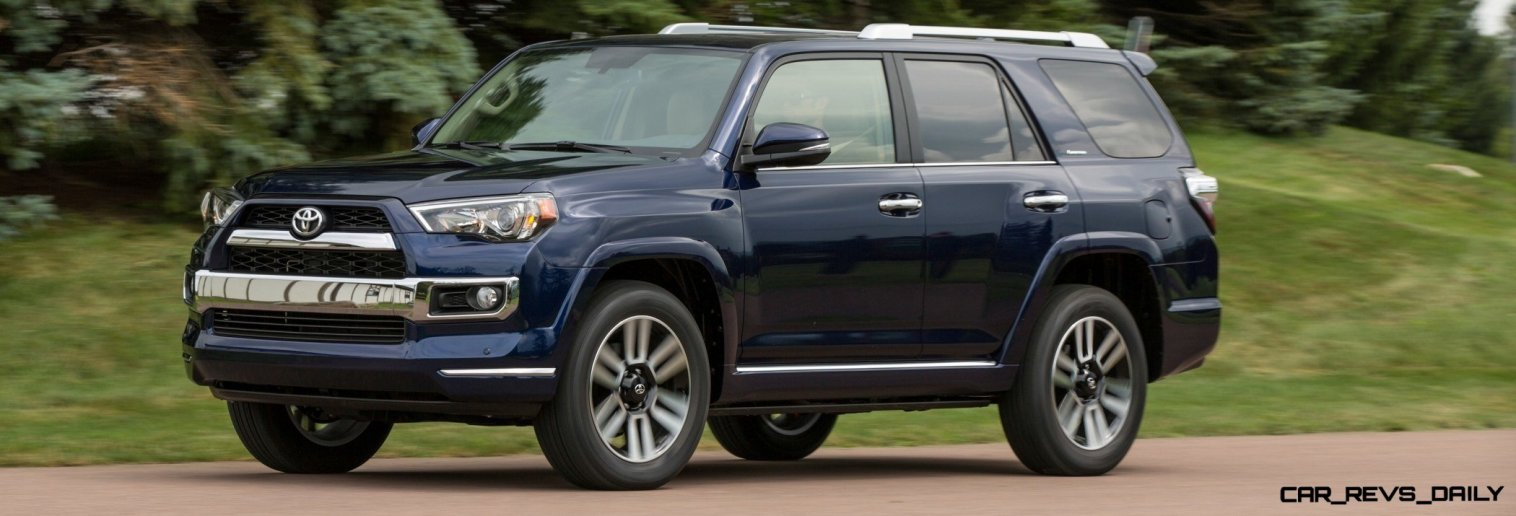 2014 4Runner Offers Third Row and Very Cool SR5 and Limited Styles 23
