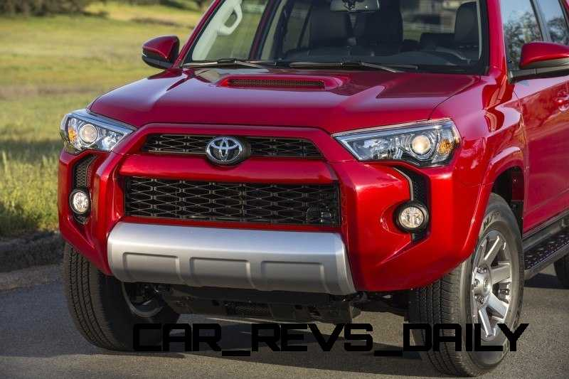 2014 4Runner Offers Third Row and Very Cool SR5 and Limited Styles 4