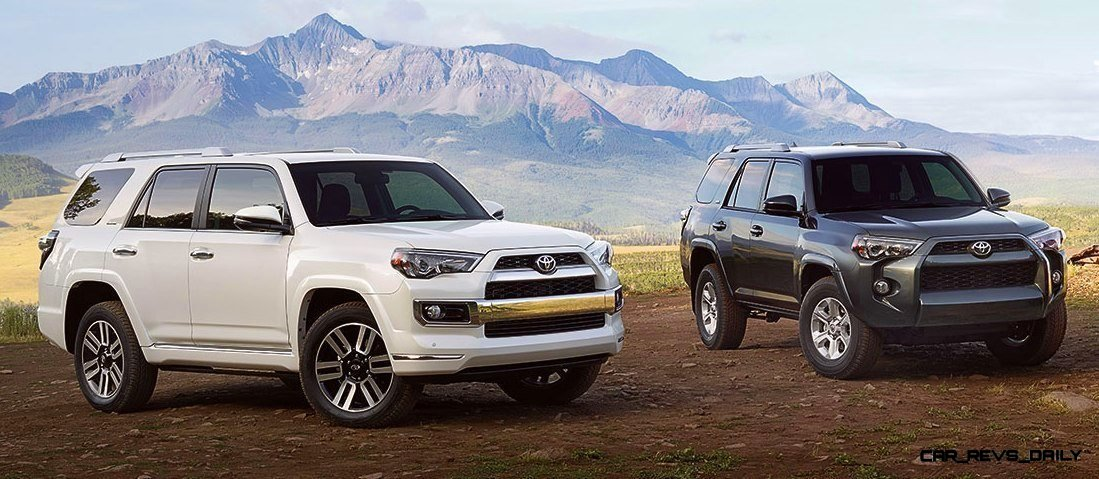 2014 4Runner Offers Third Row and Very Cool SR5 and Limited Styles 45