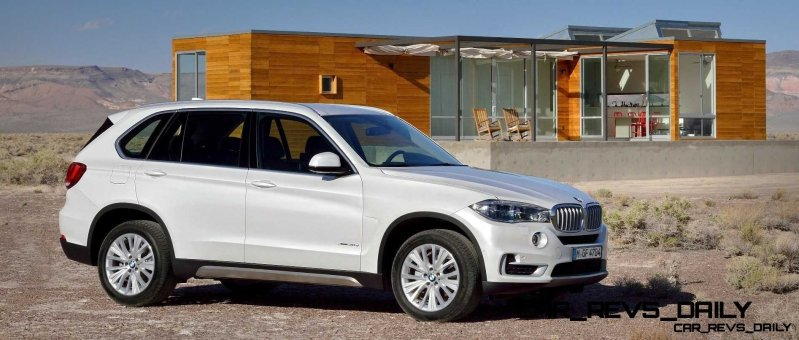 2014 BMW X5 - Before and After M Performance Upgrades 17