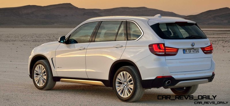 2014 BMW X5 - Before and After M Performance Upgrades 21