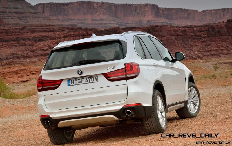 2014 BMW X5 - Before and After M Performance Upgrades 27